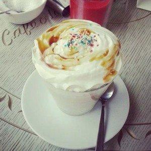 """""""Café o lé"""""""